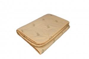Одеяло из верблюжьей шерсти Верблюжий пух 172x205