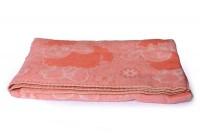 Одеяло детское из хлопка 100x140