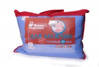 Полупуховая подушка для мужчин 50x68