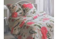 Комплект постельного белья 4063 пионы 215x175