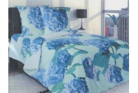 Комплект постельного белья 4507 гортензия 215x175