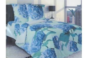 Комплект постельного белья 4507 гортензия 215x153