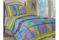 Комплект постельного белья 4554 эффект Евро